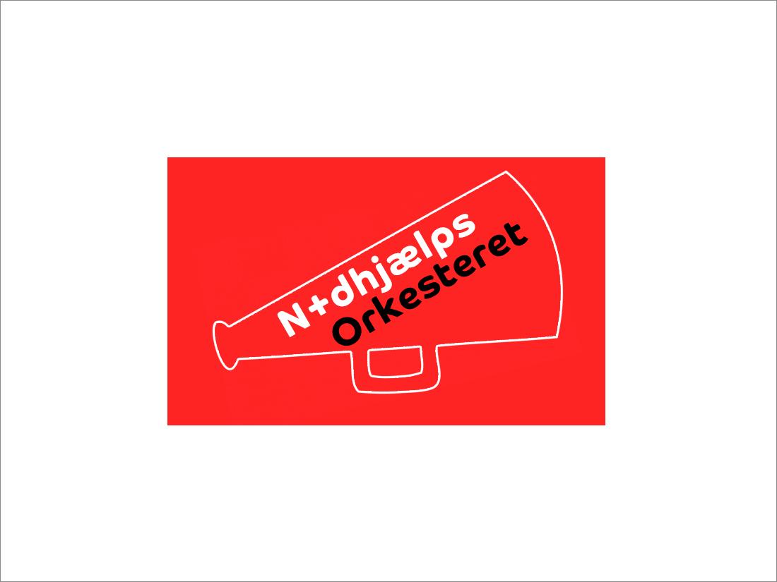 Nødhjælpsorkester logo