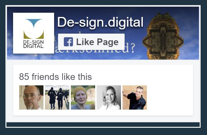 Facebook De-sign.digital